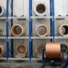 Scaffalatura supporto coils